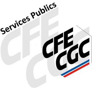 Courrier de la CFE-CGC FP à la Ministre de tutelle